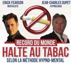 Le record du monde halte au tabac