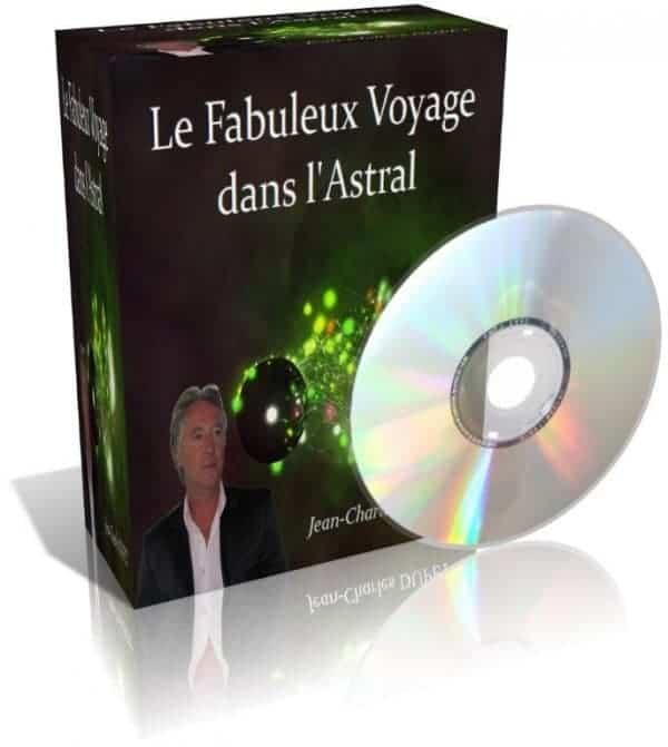 Voyage dans l'astral - Jean-Charles DUPET