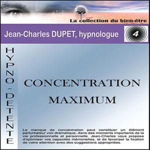 Concentration maximum Vol 4